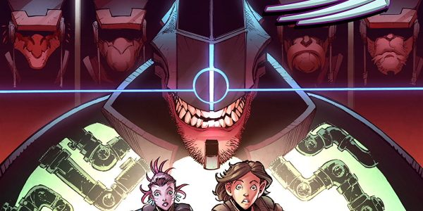 Jim Zub's new indie title continues its unearthly ride this month with the Comixology-only release of Stone Star #2. Stone Star (referring to an intergalactic traveling ship that provides entertainment) […]