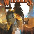 "Eisner Award-Winning Artist Christian Ward Writes His First Comic in ""Tommy Gun Wizards"""
