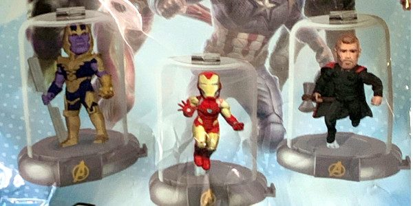 With one snap of my fingers. Summer of 2019's most anticipated Marvel movie Avengers Endgame is due in theaters soon.  Jazwares delivers its movie version Avengers to its mini figure […]