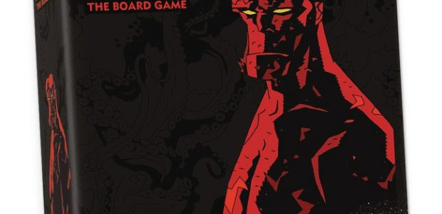 Mantic Games, in partnership with Dark Horse Comics, is pleased to announce that Hellboy: The Board Game is available now in stores worldwide. After a hugely successful Kickstarter campaign, that raised more […]