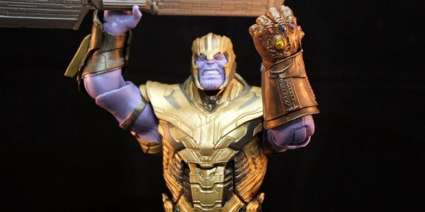 The Endgame is here, and Thanos is ready. #FreeProduct In the latest wave of Marvel Legends, the Build-A-Figure is Thanos in battle armor from the upcoming Avengers: Endgame film. This […]
