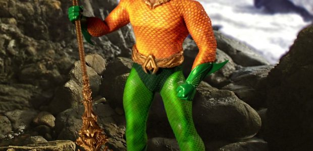 King of Atlantis. Ruler of Earth's oceans. Founding member of the Justice League. The One:12 Collective Aquaman comes outfitted in a scaled soft armor and finned Atlantean wet-suit, inspired from […]