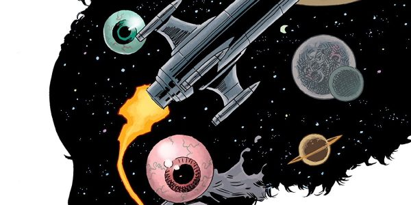 Issue #10 of Black Hammer Age of Doom starts off with an attention-catching cover, featuring several eyeballs, orbs, and orbits intended to catch, well, your eye. Then, we are off […]