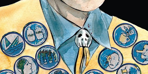 Black Badge, the comic book about the spy scouts, has been collected into Volume One by BOOM Studios. And it is a marvelous read! Writer Matt Kindt, illustrator Tyler Jenkins, […]