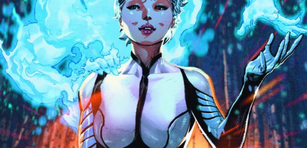 """A supernatural mystery begins this August A brand-new DOCTOR MIRAGE series will be conjured by Eisner Award-nominated writer Magdalene """"Mags"""" Visaggio (Eternity Girl), artist Nick Robles (Euthanauts), Eisner Award-nominated colorist […]"""
