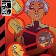 From IDW comes Eve Stranger #1, the compelling story of a young woman who has lost her short term memory.