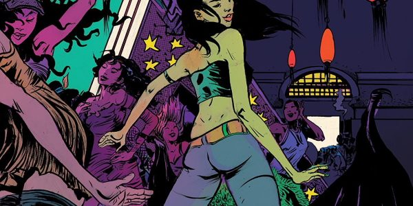 Well, I missed the first issue of Faithless, the new title from BOOM. So, how's issue 2? Brian Azzarello and Marian Llovet bring us (in their words): An erotic depiction […]