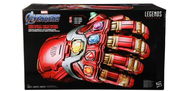 Following last week's Hasbro Marvel Avengers: Endgame product reveals, Hasbro is thrilled to share even more new items from the product line, including the Avengers: Endgame Power Punch Hulk 14-Inch […]