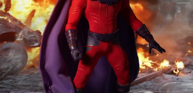 The One:12 Collective Magneto is presented in a fitted suit with shoulder armor. The master of magnetism comes complete with two head portraits and a range of magnetic effects including […]
