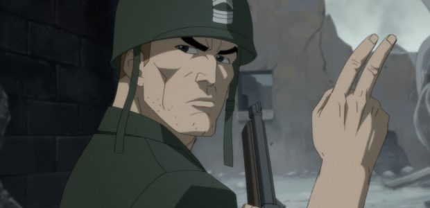 Sgt. Rock, Adam Strange, Death, The Phantom Stranger and Batman: Death In The Family Spotlight Ambitious Quintet of New Titles Notable Featured Voices include Karl Urban, Leonardo Nam, Charlie Weber, […]