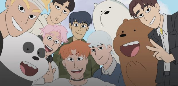 Monsta X, one of the world's most popular K-pop groups, is getting animated in an all-new episode of Cartoon Network's Emmy-nominated We Bare Bears premiering Monday, May 27 at 7:30 p.m. (ET/PT).  Panda […]