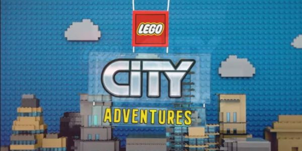 NICKELODEON DEBUTS LEGO® CITY ADVENTURES, BRAND-NEW ANIMATED SERIES