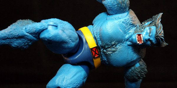 Oh.. My stars and garters! Hasbro just gave us a new Beast figure!