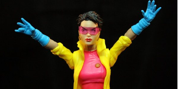 Hasbro gives us the iconic version of Jubilee