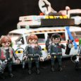 Playmobil brings us the Ghostbuster's vehicle from Ghostbusters II: Ecto-1A just in time for the 35th anniversary!