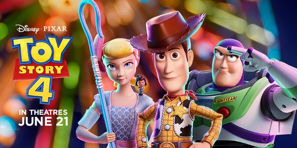 Advance Tickets For Toy Story 4 On Sale Now