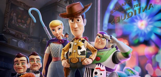 "Check out the final trailer for Disney and Pixar's ""Toy Story 4,"" as well as two new images from the trailer featuring Woody, Bo Peep and Bonnie's new friend Forky. […]"