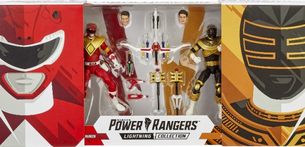Hasbro just revealed the Power Rangers SDCC 2019 exclusive – the POWER RANGERS LIGHTNING COLLECTION 6-INCH MIGHTY MORPHIN RED AND ZEO GOLD RANGER 2-Pack. POWER RANGERS LIGHTNING COLLECTION 6-INCH MIGHTY […]