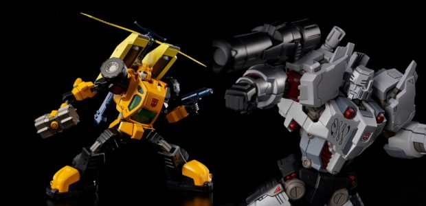 Leading Collectibles Distributor Details New Kits Based On Iconic Characters From IDW's TRANSFORMERS Comic Book Series; Bumble Bee Kit Is Available Now; Megatron Kit Debuts In July Bluefin, a Bandai […]