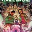 Hotel Dare, an original graphic novel from BOOM!, bellhops us into a multidimensional journey.