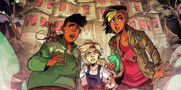 Hotel Dare, an original graphic novel from BOOM!, bellhops us into a multidimensional journey. Olive and her adopted siblings are off to the Hotel to stay with Grandma. But Grandma […]