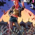 Punk Mambo has attitude, it's a great read and issue 3 is now out, from Valiant!