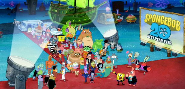 Nick's 1800 Square-Foot Booth Commemorates 20 Years of the Iconic Series with Immersive Experience featuring The Krusty Krab, The Chum Bucket and Mrs. Puff's Boating School Nickelodeon is celebrating 20 […]
