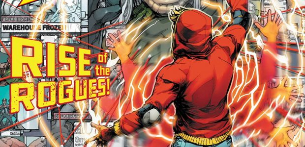 Humble beginnings always require stumbling blocks and for Barry Allen, he has met his match as he faces off against his first supervillain, The Turtle! After traveling to the future, […]
