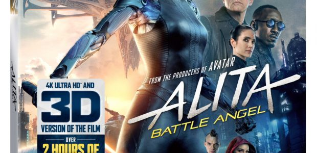 VISIT THE MANGA LOUNGE, MINGLE WITH COSPLAYERS & MARVEL AT A MANGA MURAL ALL AT THIS YEAR'S ANIME EXPO ALITA: BATTLE ANGEL ON DIGITAL JULY 9 AND 4K ULTRA HD […]