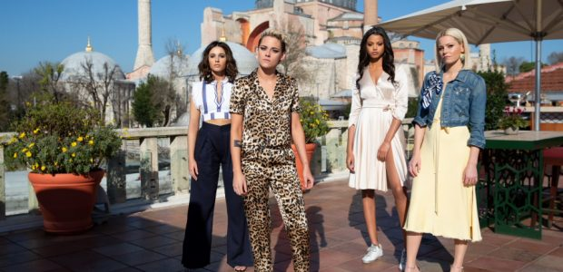 Sony Pictures has released the trailer for CHARLIE'S ANGELS Director Elizabeth Banks takes the helm as the next generation of fearless Charlie's Angels take flight. In Banks' bold vision, Kristen […]