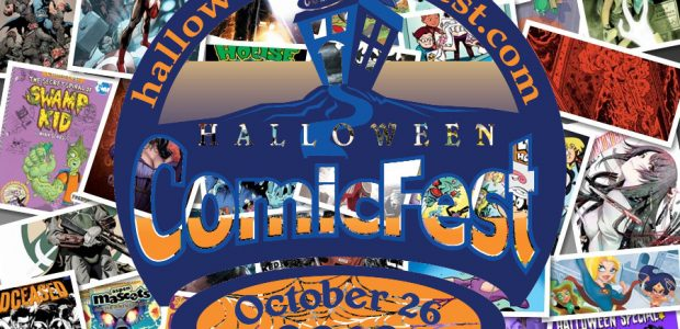 28 Comics Announced: 19 Full Size and 9 Mini Comics This year, Halloween ComicFest (HCF) features a whole new selection of 28 comic book titles for the industry's most anticipated […]