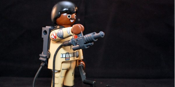 It's the 35th anniversary of Ghostbusters, and Playmobil decides to go big and not go home