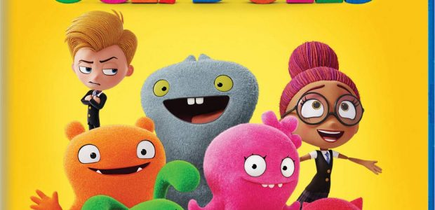 SING AND DANCE TOGETHER WITH THE LOVABLE CHARACTERS FROM THE ANIMATED MUSICAL ADVENTURE OF THE YEAR WITH THE ALL-NEW SING-ALONG EDITION! UGLYDOLLS SHOWCASING AN ALL-STAR CAST LED BY MUSIC SUPERSTARS […]