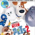 THE IRRESISTABLY HEARTWARMING ANIMATED FILM OF THE SUMMER COMES HOME WITH TWO ALL-NEW MEMORABLE MINI MOVIES STARRING THE ADORABLY LOVEABLE GIDGET & MAX AND THE AMUSINGLY MISCHIEVOUS MINIONS THE SECRET […]