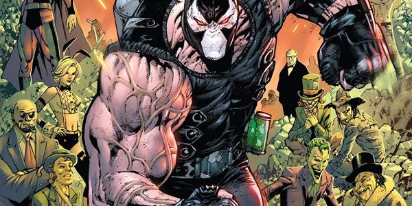 What an issue! This is the start of what we have been waiting for The City Of Bane! The very first panel is just perfection! So simplistic but so effective, […]