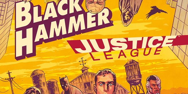 The ultimate head-scratching team up issue is here from both Dark Horse and DC. Go figure. It's Black Hammer / Justice League: Hammer of Justice! #1. Written by 'cross over' […]