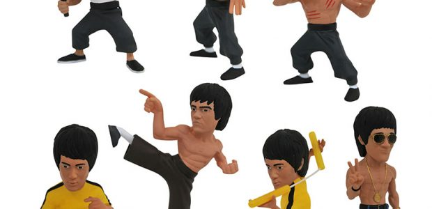 It's a new week at comic shops, and a new batch of Diamond Select Toys items has arrived! The second assortment of D-Formz PVC Figures, starring Bruce Lee, leads the […]
