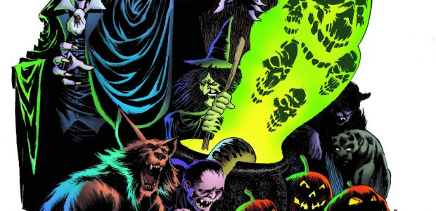 Diamond Comic Distributors is proud to reveal the artwork from Eisner Award-winning creator Kelley Jones (Red Rain, Bloodstorm) for this year's Halloween ComicFest (HCF) 2019 commemorative T-shirt. The T-Shirt, featured […]