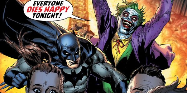 The Joker has returned to Gotham City after his departure from The Legion of Doom, but this time, he has returned with an amusement park and crew. The civilians at […]