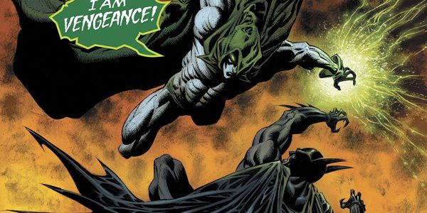 Detective Corrigan has been kidnapped by a cult hell-bent on separating The Spectre from his host. Desperate to save his host, Spectre enlists the help of Batman to aid in […]