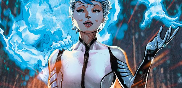 Featuring covers by Jeff Dekal, Zu Orzu, Tula Lotay, Vanesa R. Del Rey, and Dan Brereton Valiant is excited to announce the DOCTOR MIRAGE #1-5 PREORDER EDITION BUNDLE, the latest in […]