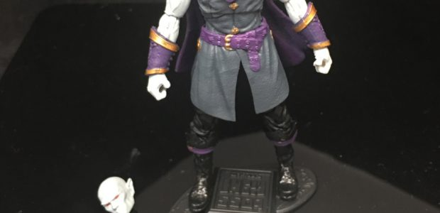 Online Collectibles retailer Megalopolis announced a collaboration with Boss Fight Studio to do a 1000 piece Limited Edition Vitruvian H.A.C.K.S. new Darvold figure inspired by the famed Megalopolis pitchman, The […]