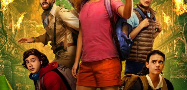 Paramount Pictures has released a new trailer for DORA AND THE LOST CITY OF GOLD Having spent most of her life exploring the jungle with her parents, nothing could prepare Dora […]