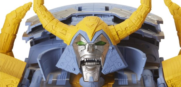 Ahead of San Diego Comic-Con, Hasbro revealed their largest TRANSFORMERS figure ever – The Lord of Chaos. The Planet Eater. The Chaos Bringer – UNICRON! After last year's crowdfunding success, […]
