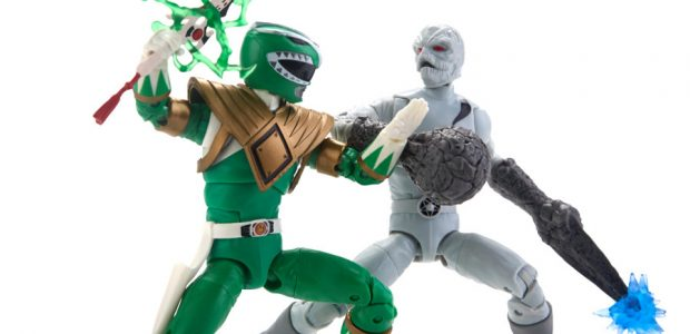 Hasbro just released brand new additions to the Power Rangers toy line at San Diego Comic-Con: the Power Rangers Lightning Collection Fighting Spirit Green Ranger and Mighty Morphin Putty 6-Inch […]