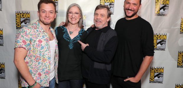 NETFLIX SURPRISES FANS WITH FIRST EPISODE OF THE DARK CRYSTAL: AGE OF RESISTANCE IN HALL H JOINED BY STARS TARON EGERTON AND MARK HAMILL AT 2019 SAN DIEGO INTERNATIONAL COMIC-CON […]