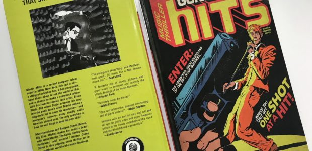 Big plans forGunning For Hits atSDCC, starting with an exclusive signed & numbered hardcover edition of the collected 6-issue series with a variant Butcher Billy cover not found on the […]