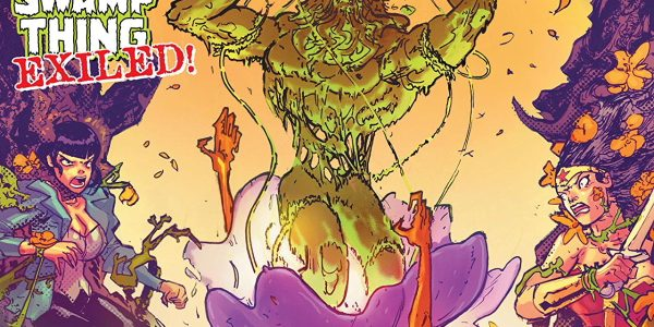 Swamp Thing realizes that he can try to help another like him. But can he manage? It's always reassuring to know that no matter how chaotic things get John Constantine […]