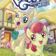 For young readers, IDW's My Little Pony, Friendship is Magic #79 brings young adventure!
