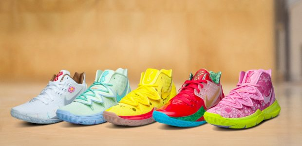 Collaboration Celebrates the 20th Anniversary of the Iconic Animated Series Nike and Viacom Nickelodeon Consumer Products (VNCP) today announced the launch of the Kyrie x SpongeBob SquarePants collection. The collection […]